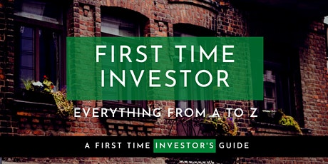 Buying Your First Investment Property tickets