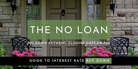 No First Time Home Buyer Requirement  & 100% Financing tickets