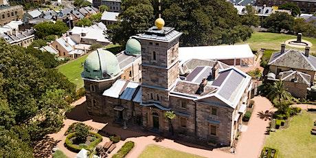 [October 2020]  Sydney Observatory - General Entry tickets