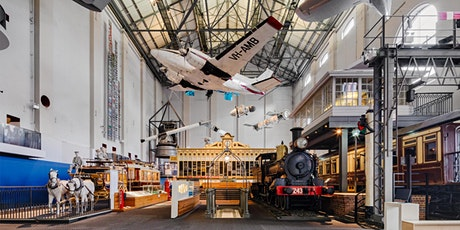[October 2020] Powerhouse Museum - Guided Walk Through  +  Museum Entry tickets