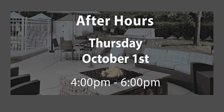 2020 October After Hours Mixer tickets