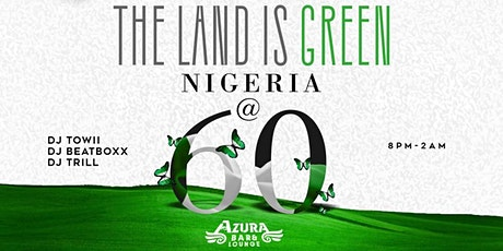 The Land Is Green  tickets