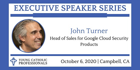 October Executive Speaker Series With John Turner tickets