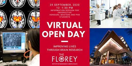 2021 Honours, Masters and PhD information session tickets