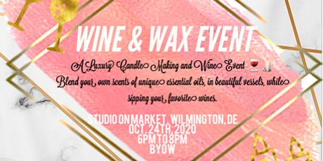 Cabernet Candles Wine and Wax Event tickets
