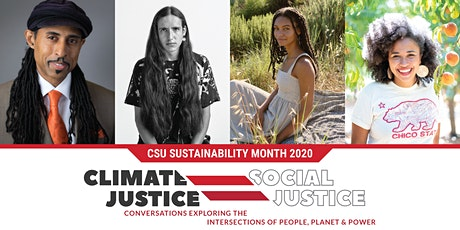 Climate Justice = Social Justice tickets