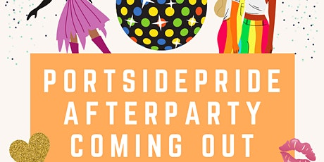 Port side Pride - COMING OUT! - Pride After Party tickets