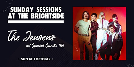 Sunday Sessions at The Brightside : The Jensens tickets