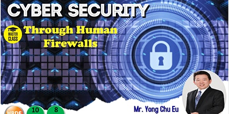 Financial Master Class-Cyber Security-Building & Enhancing Cyber Resilience tickets