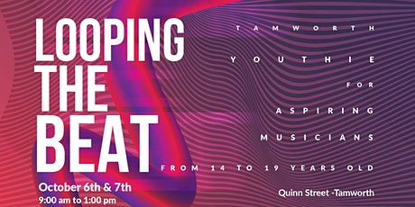 Looping the Beat - Music Tech Workshop tickets