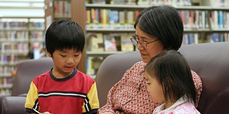 Chinese Storytime, English and Mandarin - Live Online tickets