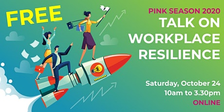 Talk on Workplace Resilience tickets