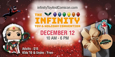 The Infinity Toy and Holiday Convention 2020 tickets