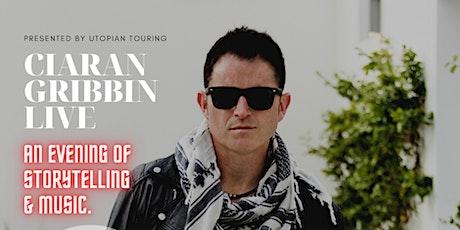 Ciaran Gribbin Live tickets
