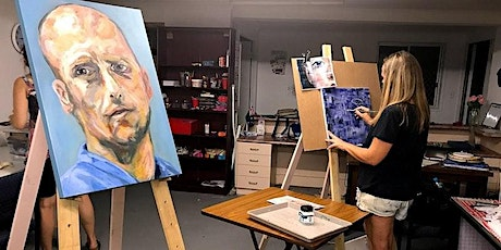 Studio Art Class - casual classes by artists for artists tickets