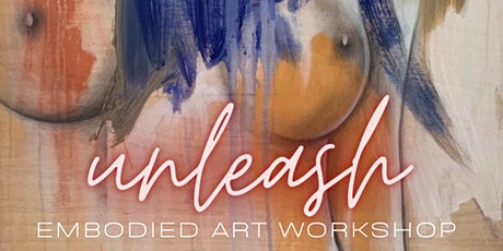 WORKSHOP 2 - Embodied art workshop for women tickets