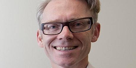 Future foods with  Distinguish Professor David Julian McClements  Part 1 tickets