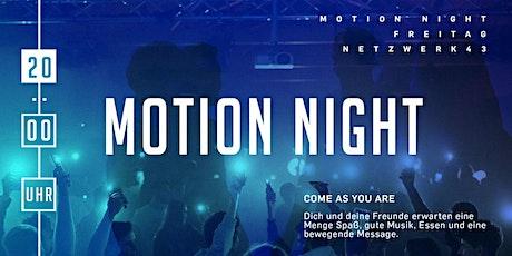 Motion Night tickets