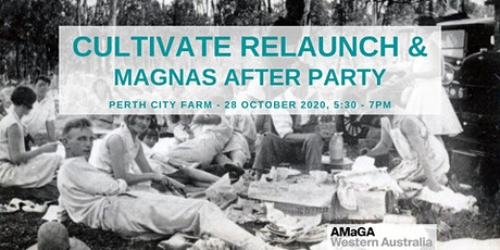 Cultivate Relaunch & MAGNA Awards After Party tickets