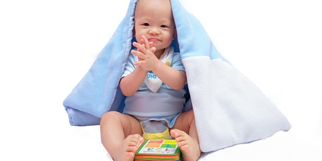 BIBS - Babies into Books (Friday) tickets