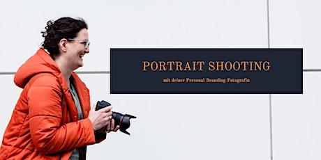 Portrait Shooting in Düsseldorf Tickets