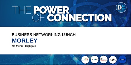 District32 Business Networking Perth – Morley - Wed 04th Nov tickets