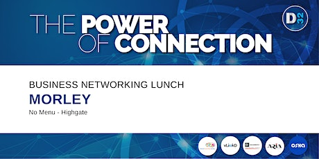 District32 Business Networking Perth – Morley - Wed 18th Nov tickets