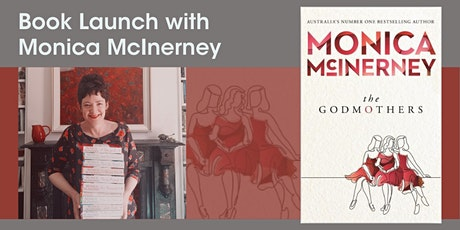 Book Launch with Monica McInerney tickets