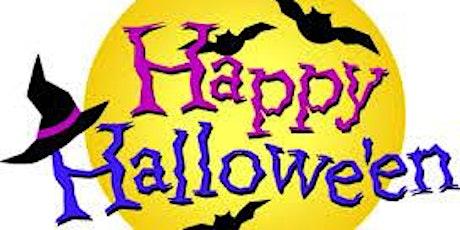 The Go Girl Academy 2 day Halloween Spooktacular At Roath Church House tickets