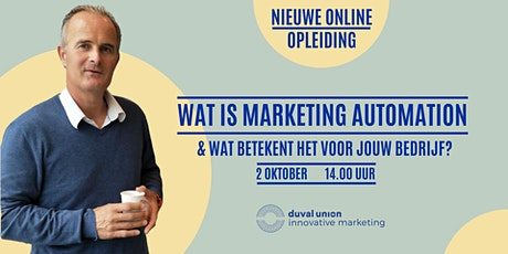 Opleiding I Marketing Automation tickets