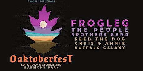 Oaktoberfest tickets