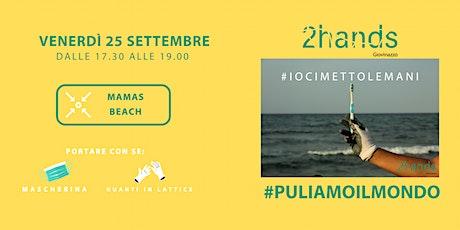 #6 Cleanup - Mamas Beach biglietti
