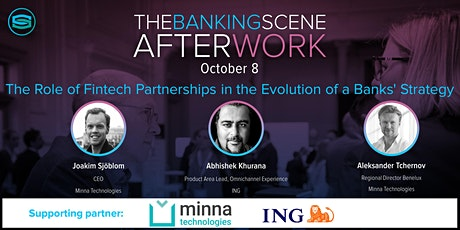 The Banking Scene Afterwork October 8 tickets
