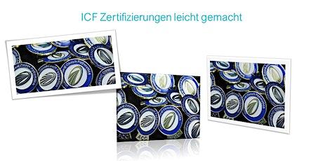 Wege zur ICF Zertifizierung für Coaches Tickets