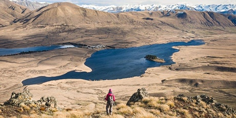 Lake Clearwater to Mt. Guy, Day Hike, Hakatere Conservation Park,Canterbury tickets