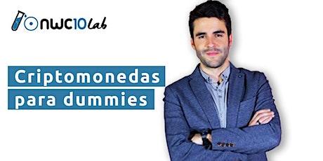 Criptomonedas para Dummies con Carlos Callejo, coautor Grupo Planeta entradas