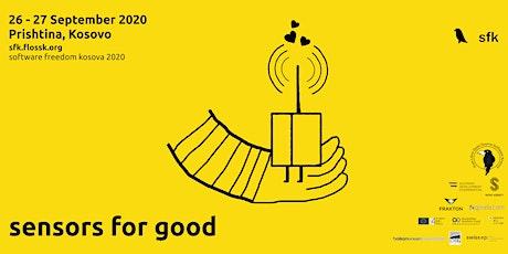 Software Freedom Kosova 2020 Conference tickets