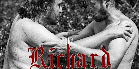 RICHARD III AUX ARÈNES DE MONTMARTRE billets