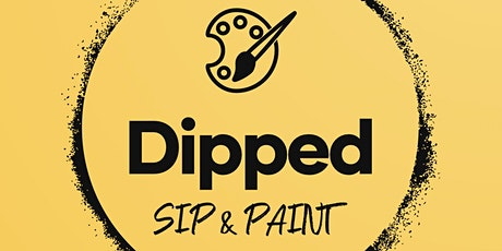 East Atlanta Santa Hosted by Dipped Sip &Paint tickets