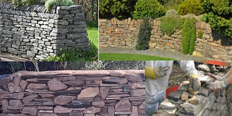 Traditional stone walling for beginners - 2 days - including lunch tickets