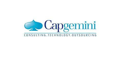 Capgemini - Meet the Graduate Recruiter tickets