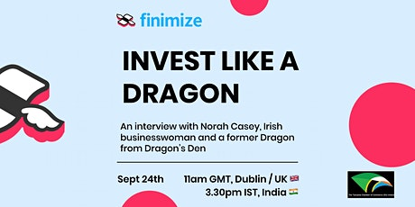Invest Like A Dragon tickets