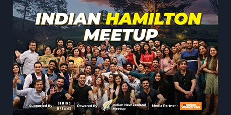 Indian Hamilton Meetup (Make New Friends) tickets