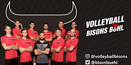 Testspiel Volleyball Bisons Bühl vs. Volley Schönenwerd Tickets