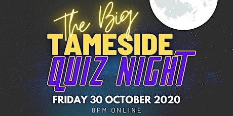 The Big Tameside Quiz Night tickets