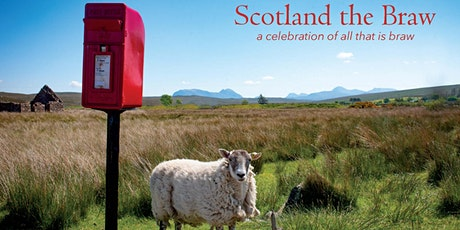 Scotland the Braw with photographer Alan McCredie tickets