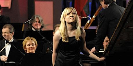 "Impassioned Pianist Morta Grigaliūnaite Opens the ""Enescu Concerts"" Season tickets"