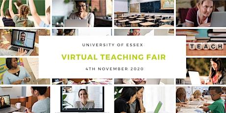 University of Essex - Teaching Providers Recruitment Fair tickets
