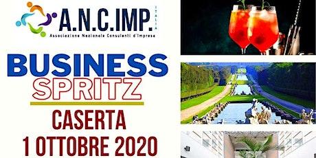 BUSINESS SPRITZ CASERTA biglietti