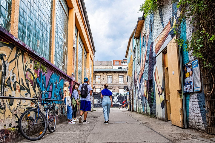 The REAL Berlin Experience - Full Day Tour including Food and Drinks image